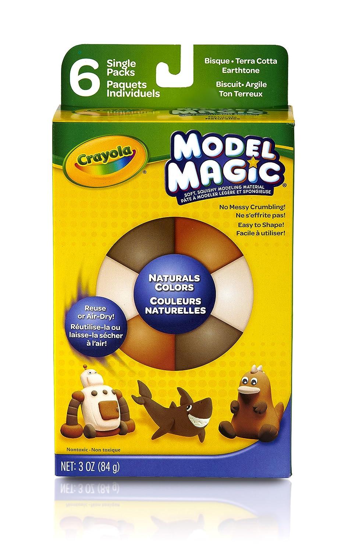 Crayola Model Magic Single Packs Naturals 23-2414