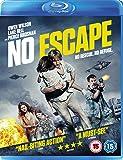 No Escape [Blu-ray] [2015]