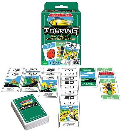 Amazon.com: Touring Juego de cartas: Toys & Games