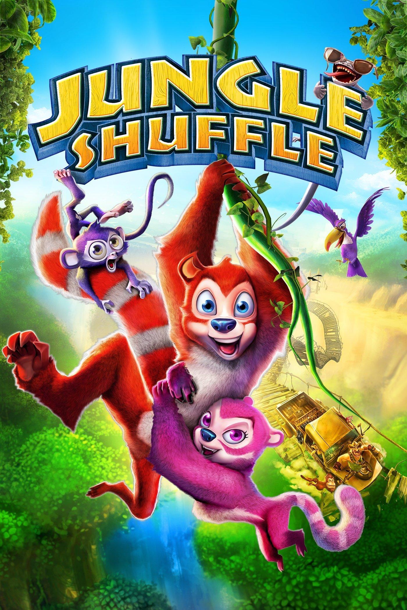 Amazon.com: Jungle Shuffle: Alicia Silverstone, Rob ...