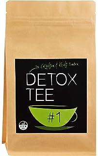Té Detox | La cura de 28 días ✮ 100g ✮ Complementa ideal para su dieta