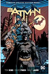 Batman: The Rebirth Deluxe Edition - Book 1 (Batman (2016-)) (English Edition) eBook Kindle