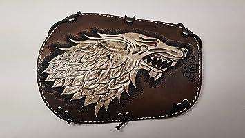 Armschoner Bogensport Handgefertigter Armschutz aus Leder Bogenschiessen