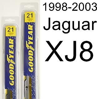 """product image for Jaguar XJ8 (1998-2003) Wiper Blade Kit - Set Includes 21"""" (Driver Side), 21"""" (Passenger Side) (2 Blades Total)"""