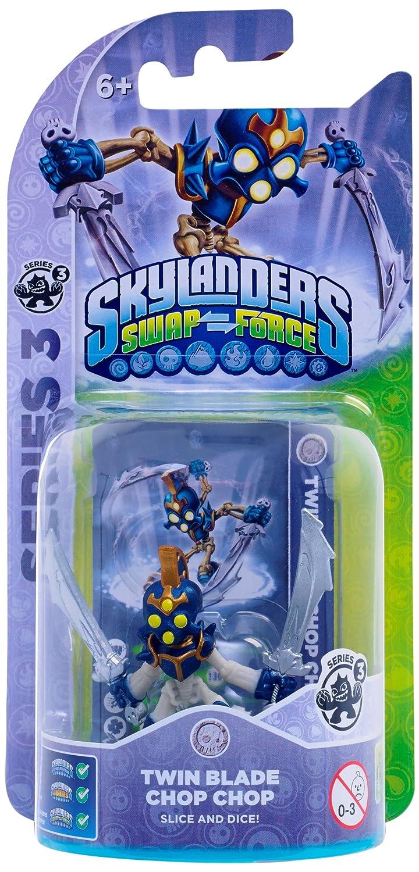 Figura Skylanders Single: Twin Blade Chop Chop: Amazon.es ...