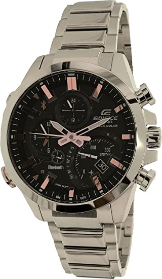 Casio Reloj Cronógrafo para Hombre de Cuarzo con Correa en ...