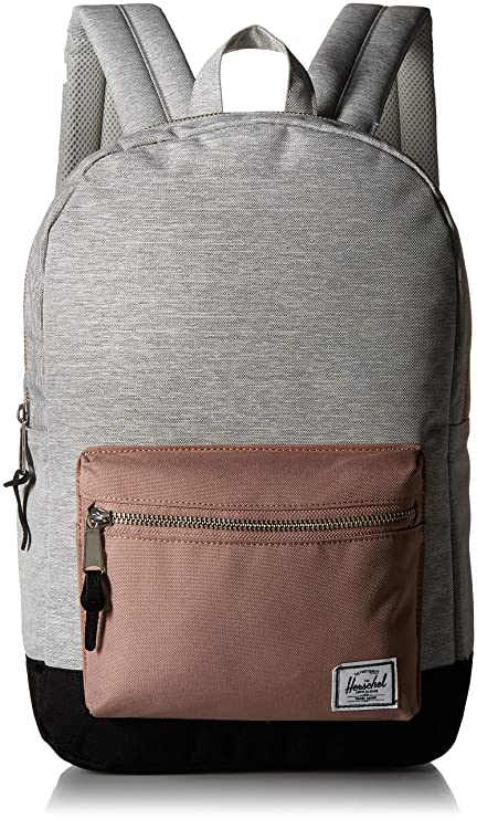 Herschel Supply Co. Settlement Light Grey Crosshatch Backpack  Amazon.co.uk   Shoes   Bags 06af5550880a4