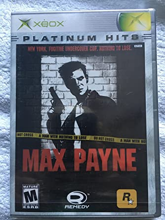 Amazon Com Max Payne Xbox X Box Video Games