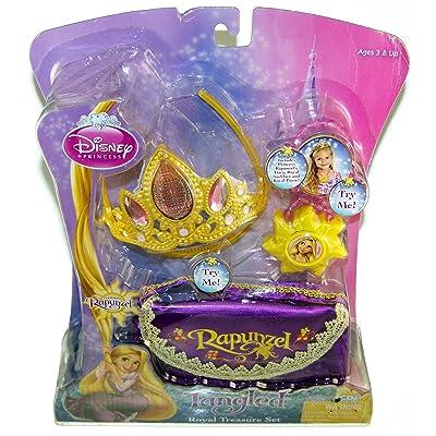 Disney Tangled Royal Treasure Set: Toys & Games