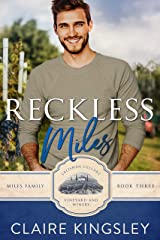 Reckless Miles: A Playboy Romance (The Miles Family Book 3) Kindle Edition