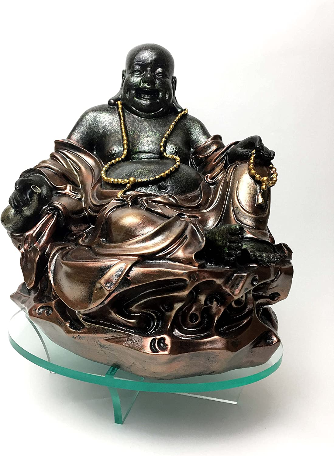 Bricksnmortar Com Large Laughing Buddha With Big Belly Home Kitchen