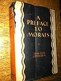A Preface to Morals. 1929.