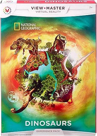 Amazon.es: View-Master - Pack Experiencia: Dinosaurios (Mattel DTN70)