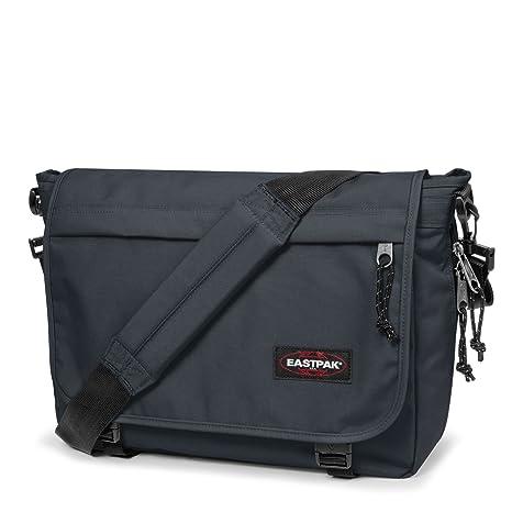 aa13612f24695 schwarz Eastpak DELEGATE Black Shoulderbag Umhängetasche Body-    Crossover-Bags