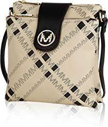 Wrigley M Signature Crossbody Mia K. Farrow
