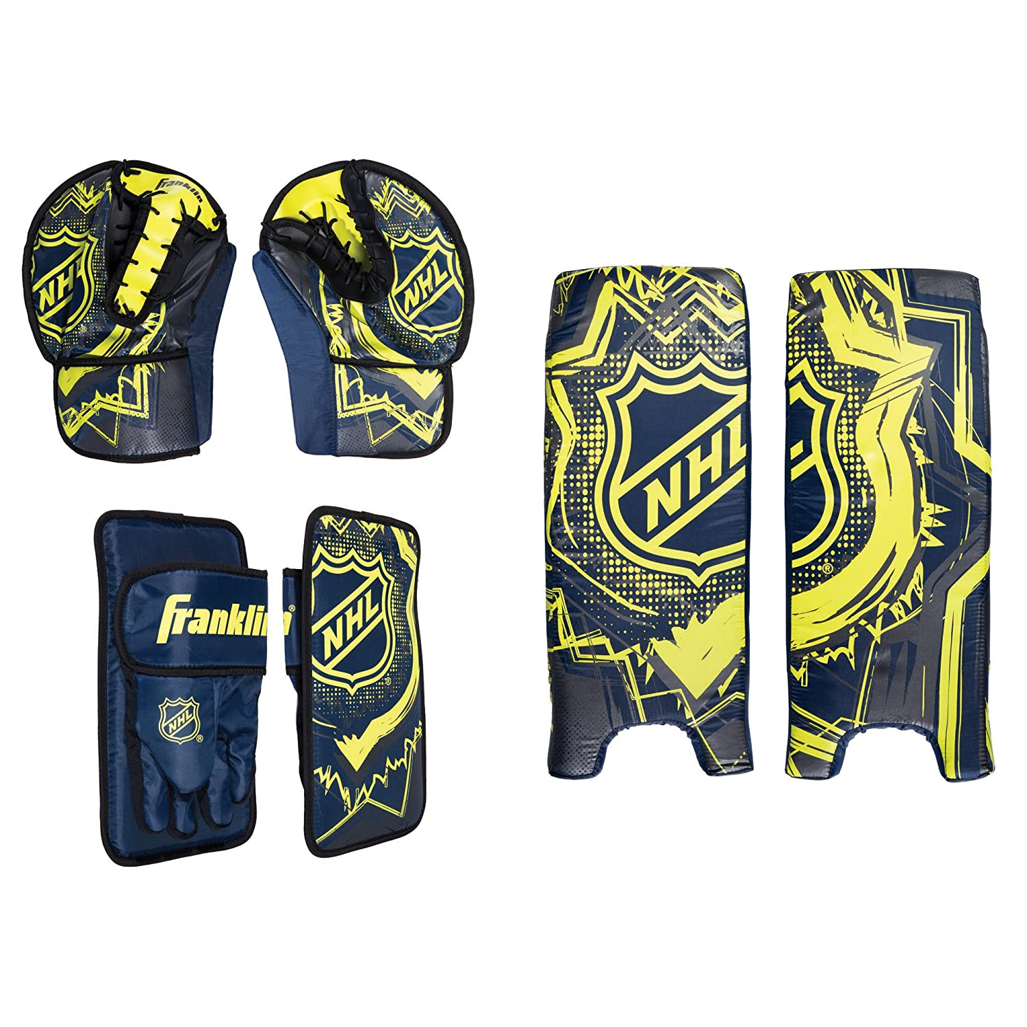 Franklin Street Hockey NHL Goalie Set
