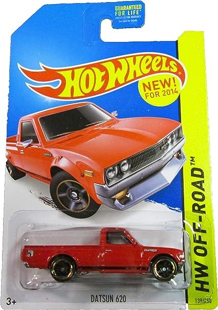 Hot Wheels 2014 HW Off-Road Datsun 620 139//250 Orange