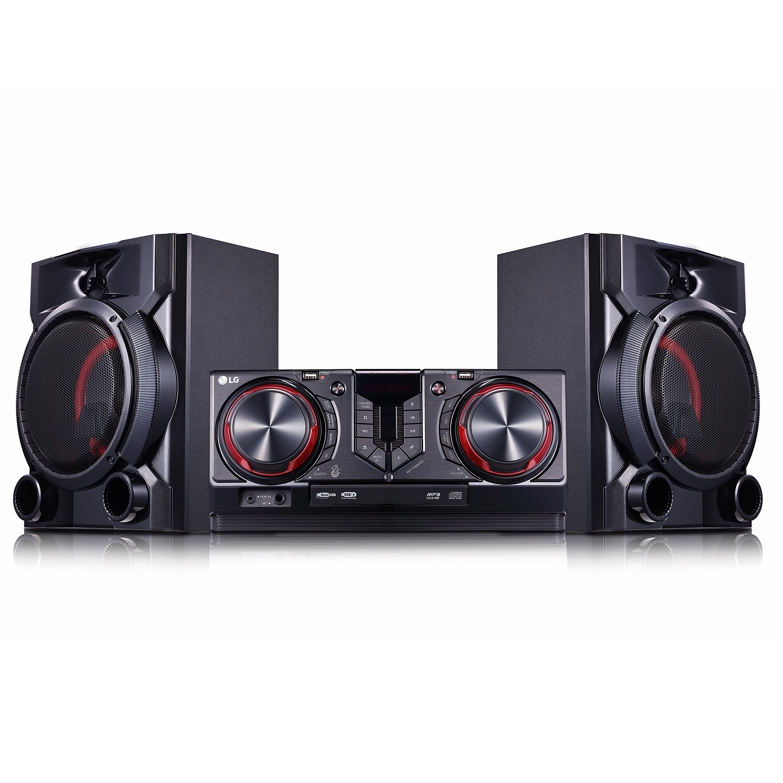 LG Electronics CJ65 Home Theater System (2017 Model) by LG