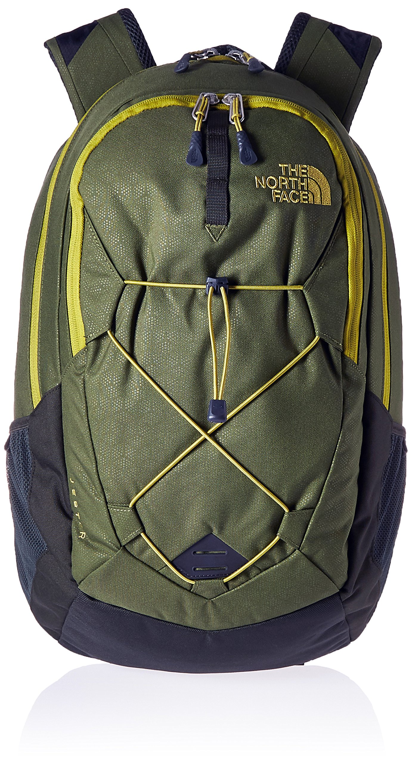 The North Face Jester, Terrarium Green Emboss/Lemongrass Green, One Size