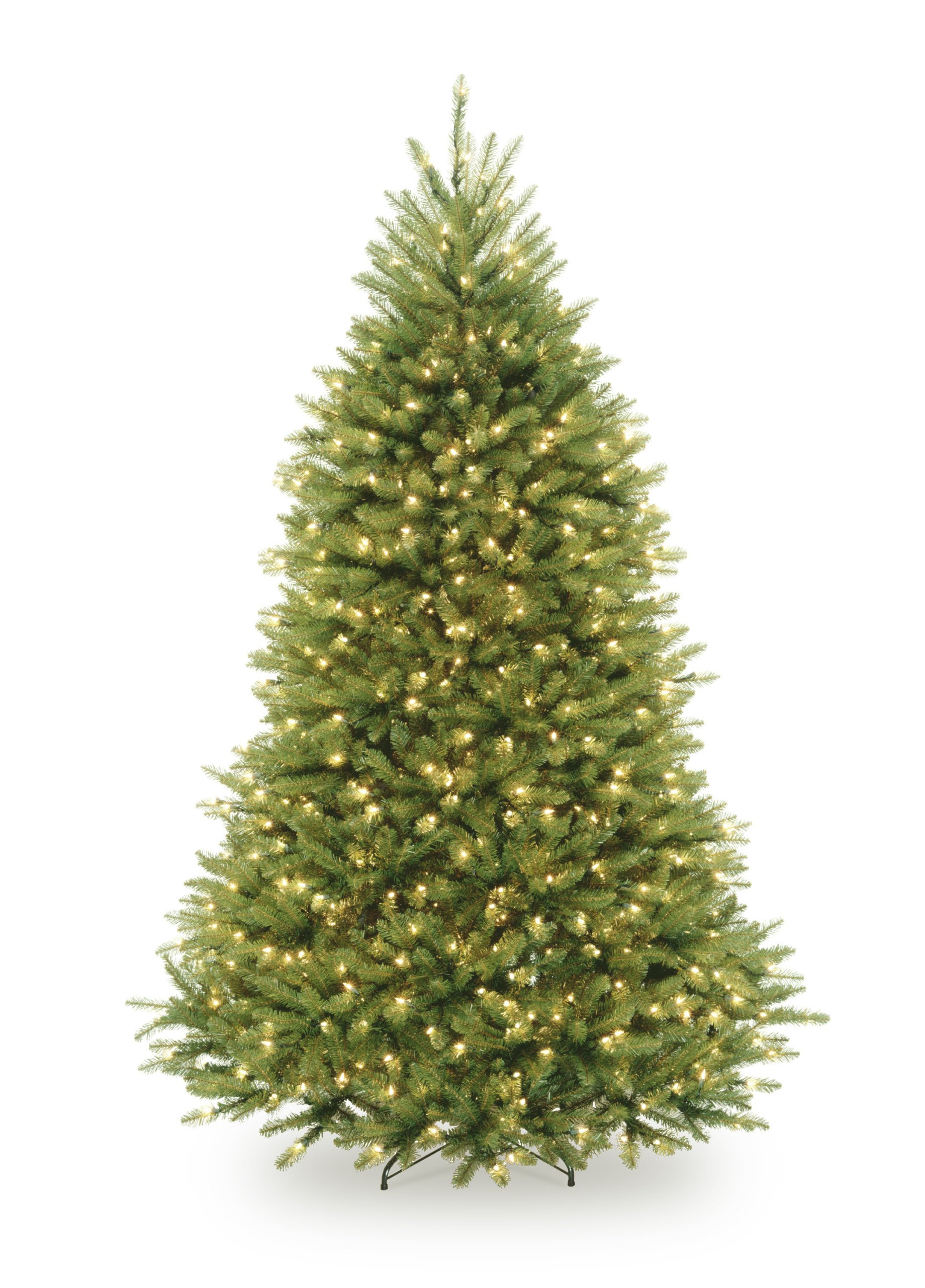 National Tree 6.5 Foot Dunhill Fir Tree with 650 Clear Lights (DUH3-65LO) by National Tree Company (Image #3)