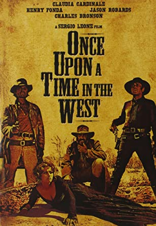 Image result for once upon a time in the west poster amazon