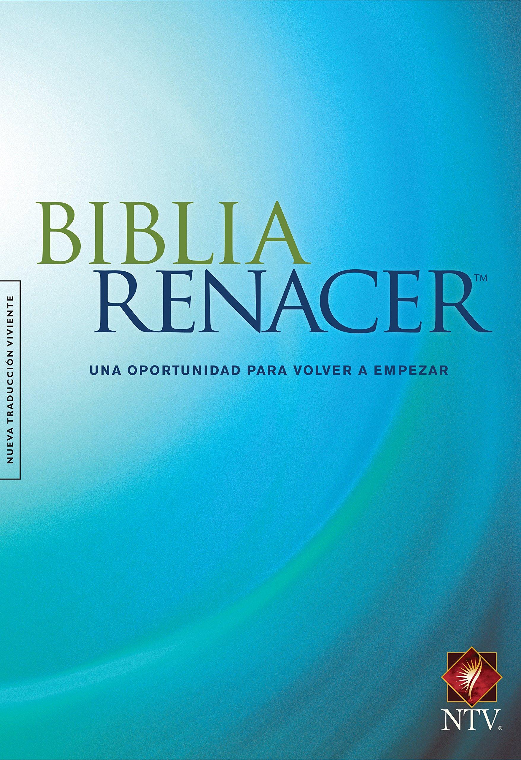 Biblia Renacer NTV (Spanish Edition) pdf