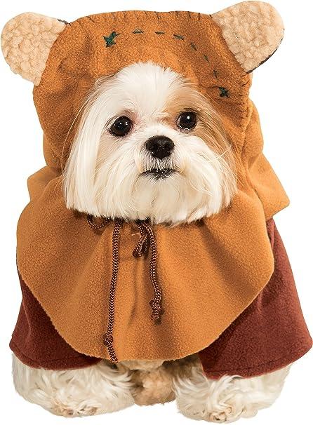 Rubieu0027s Star Wars Collection Pet Costume Small Ewok & Amazon.com : Rubieu0027s Star Wars Collection Pet Costume Small Ewok ...