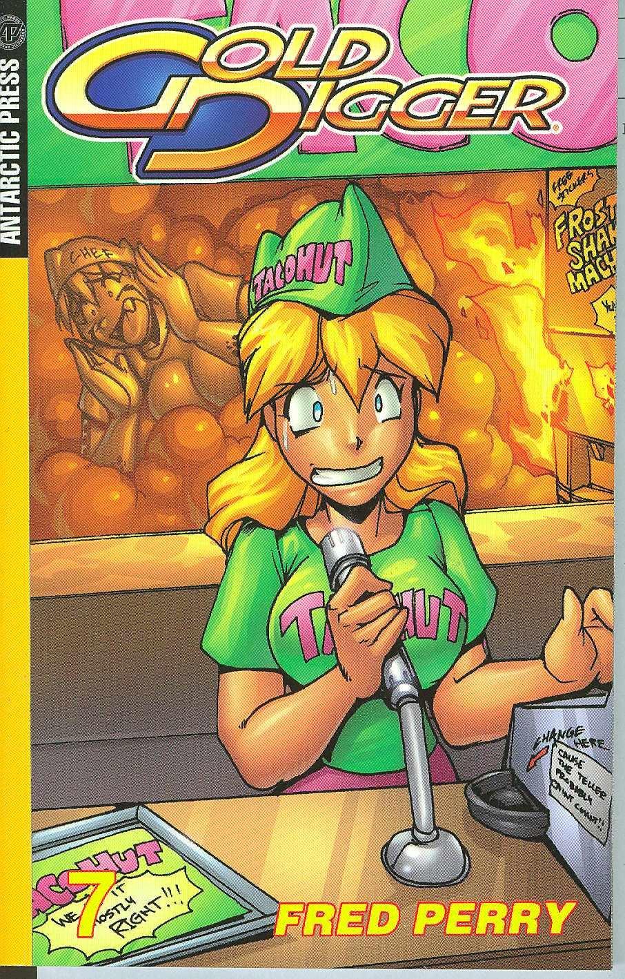 Read Online Gold Digger Pocket Manga Volume 7 (v. 7) pdf