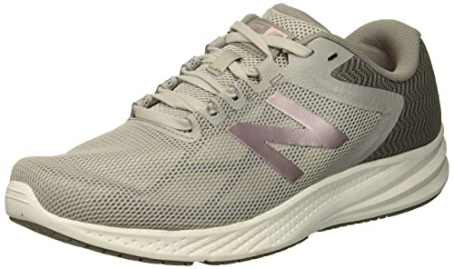 New Balance Women's 490v6 Cushioning Running Shoe, rain Cloud, 5 B US