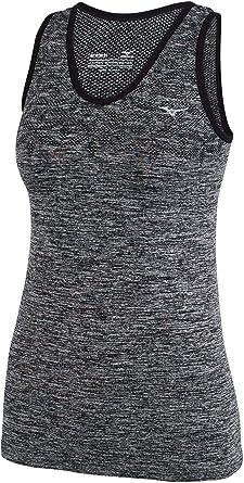 Mizuno Running Mujer Seeker 2.0 Camiseta de Tirantes: Amazon.es: Ropa y accesorios