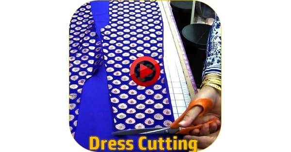 Amazon com: Dress Cutting Videos Techniques 2018: Appstore