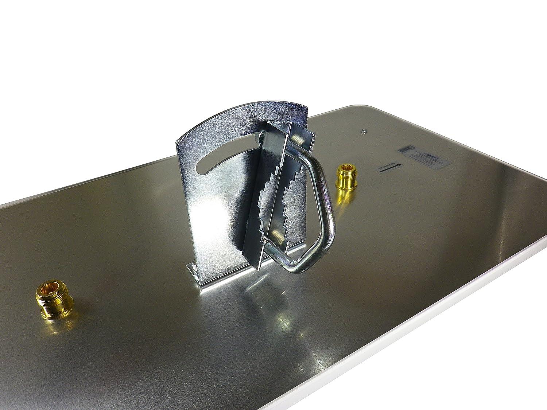 Richtantenne passend zu Easybox 904 LTE // B1000 // B2000 // B3000 // B4000 17dBi Leistungsgewinn inklusive 15m TWIN-Kabel JARFT J2600-17-DOMPA Leistungsstarke 2600 MHz LTE // 4G Antenne Wetterfest FritzBox LTE- Router Huawei B390 // B593 // B890 // E5186