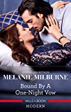 Bound By A One-Night Vow (Conveniently Wed! Book 10)