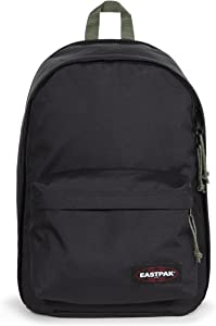 Eastpak Back To Work Backpack (Black-Moss)