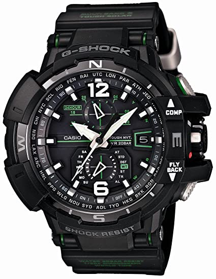 Quick read about Casio GWA11001A3JF