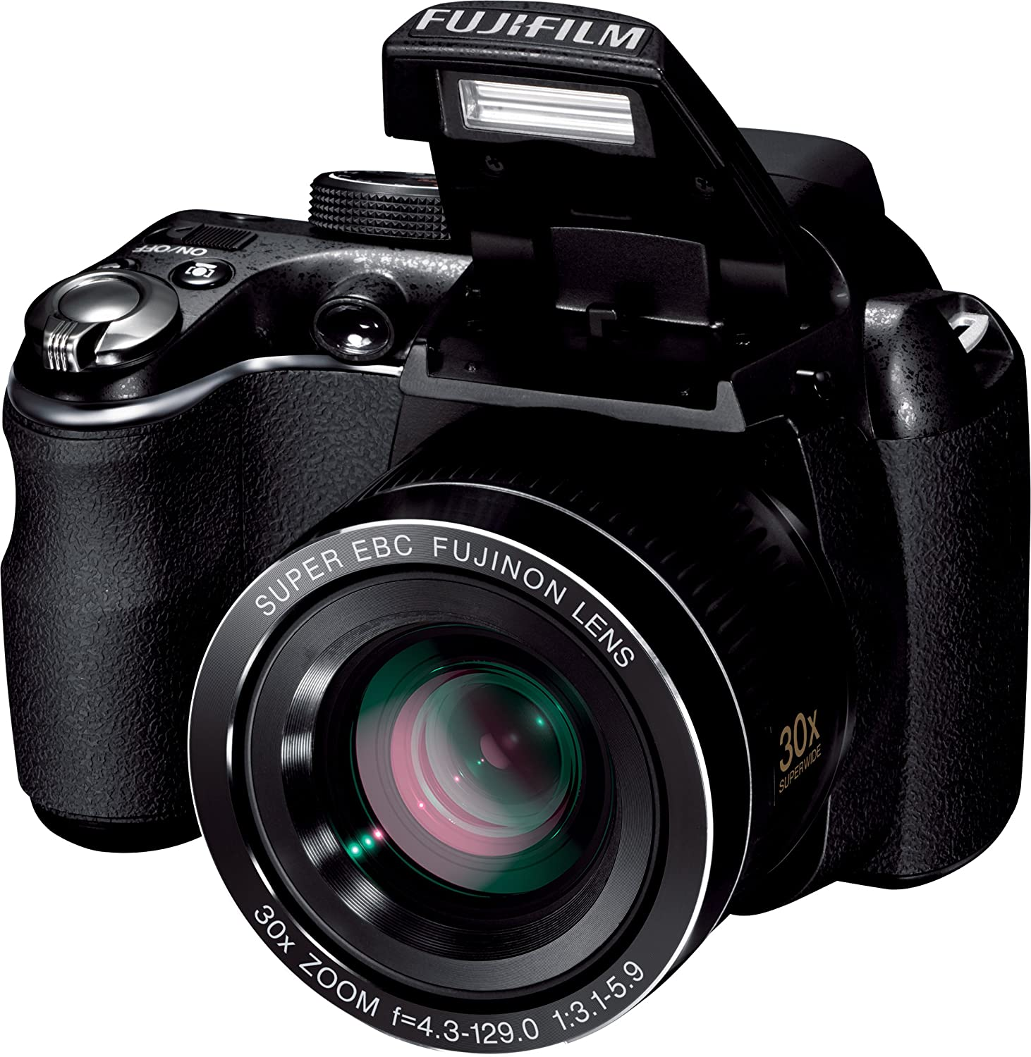 Amazon.com : Fujifilm FinePix S4000 14 MP Digital Camera with Fujinon 30x  Super Wide Angle Optical Zoom Lens and 3-Inch LCD : Point And Shoot Digital  ...