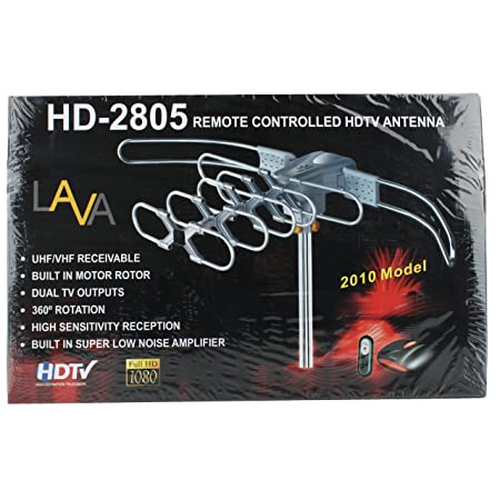 Review Lava Hd-2805 Outdoor/indoor Rotating