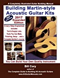 Building Martin-style Acoustic Guitar Kits