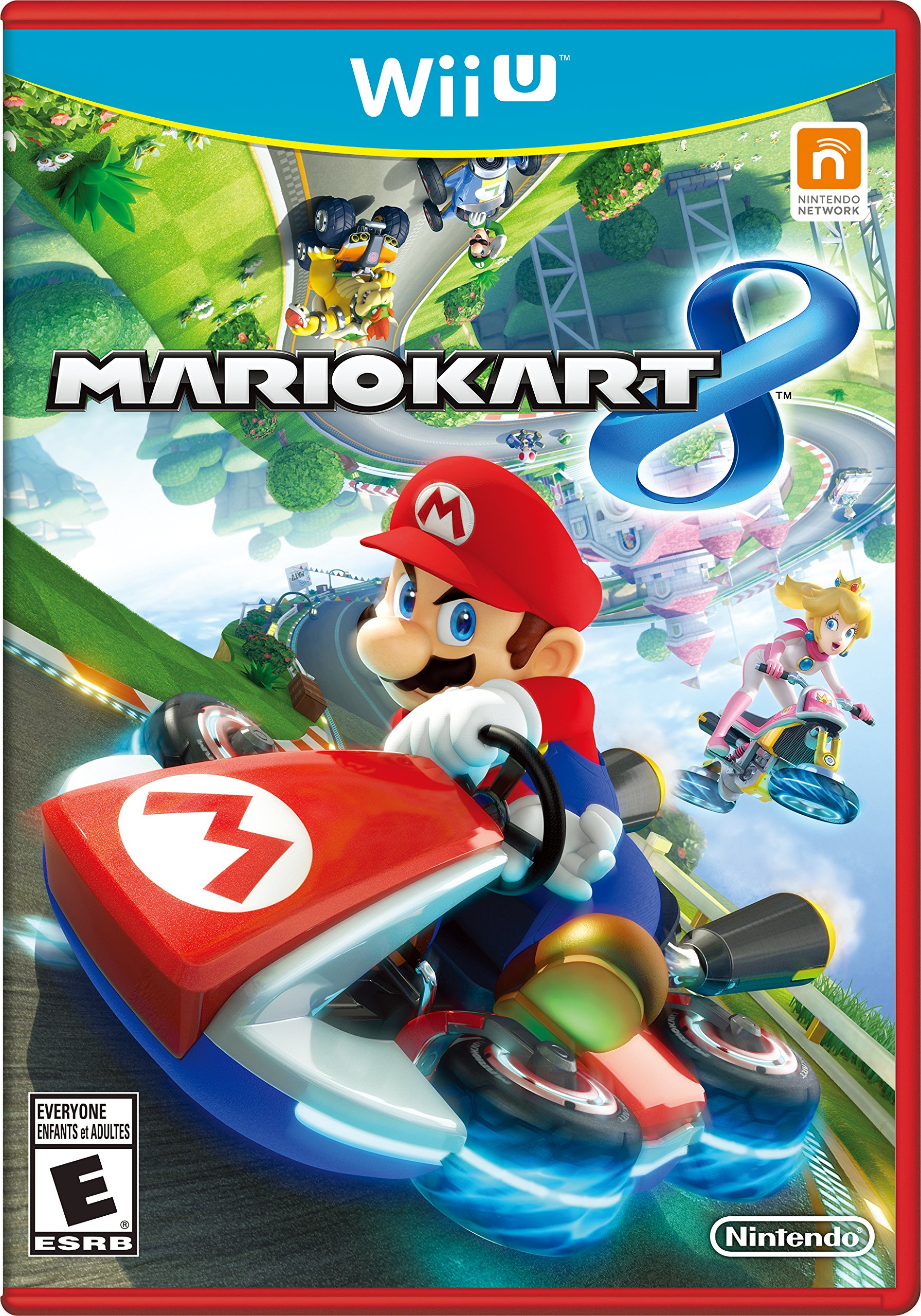 Mario Kart 8 - Wii U [Digital Code]
