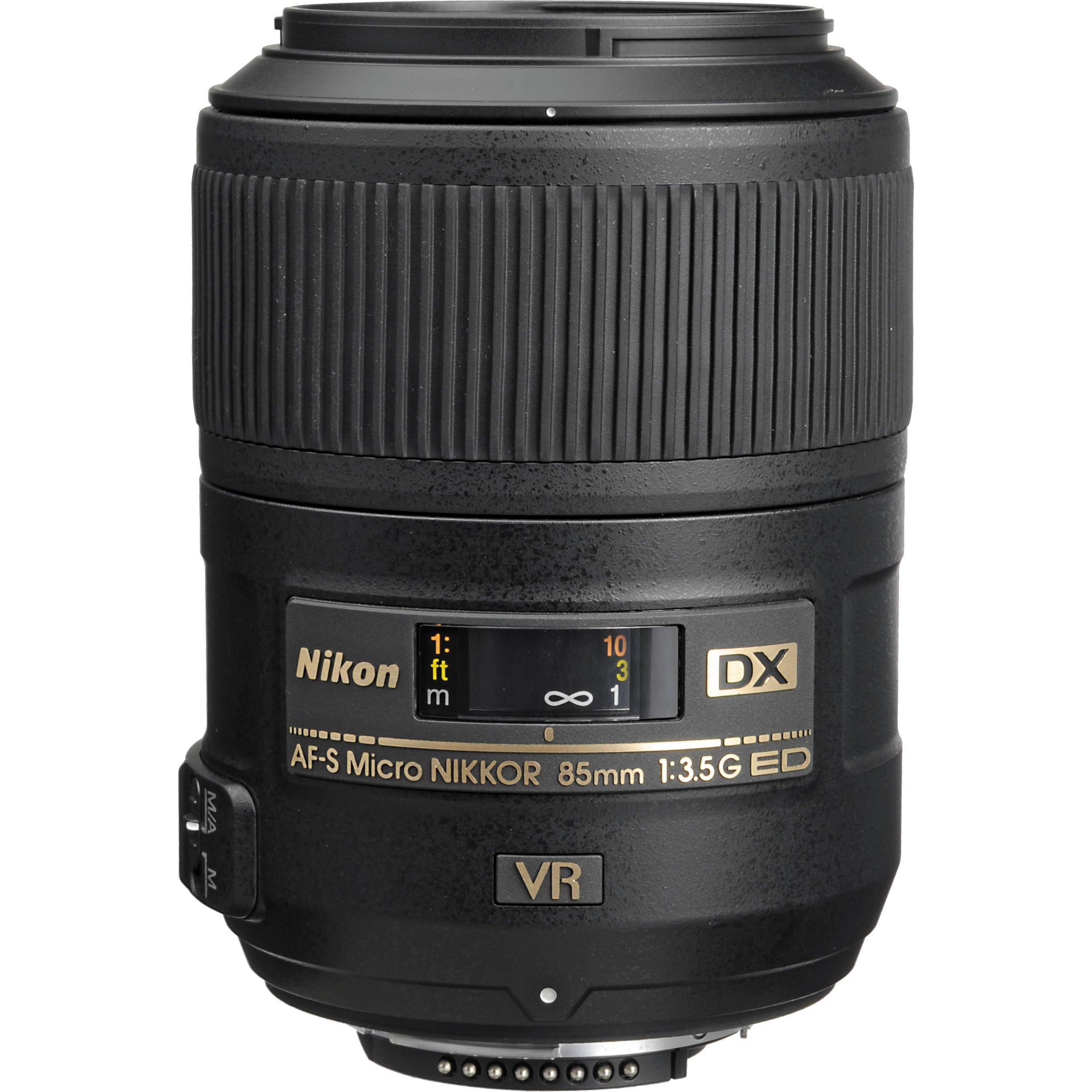 Nikon AF-S DX Micro NIKKOR 85mm f/3.5G ED VR Lens Advanced Bundle by Nikon (Image #3)