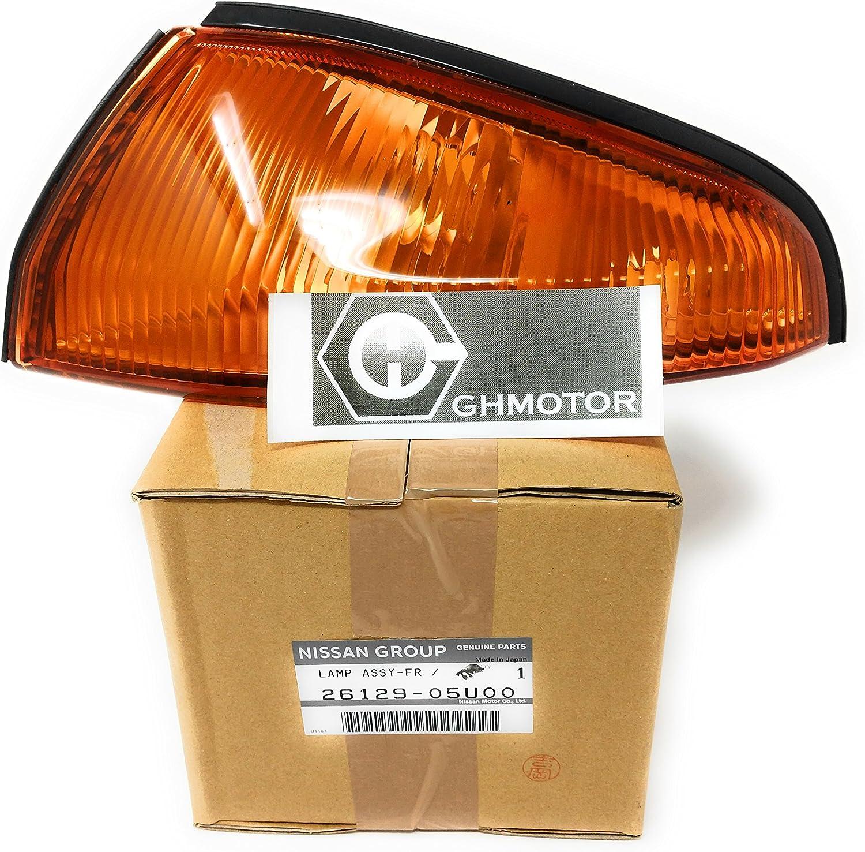 26129-05U00 Nissan Skyline R32 GTR passenger left side OEM turn signal light lamp