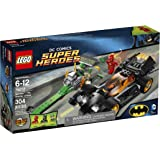 LEGO Superheroes Batman: The Riddler Chase - 76012