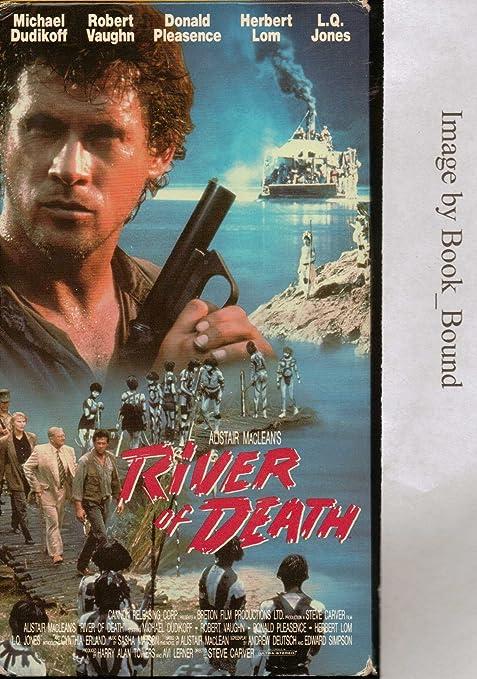River of Death [VHS]: Amazon.es: Michael Dudikoff, Robert ...