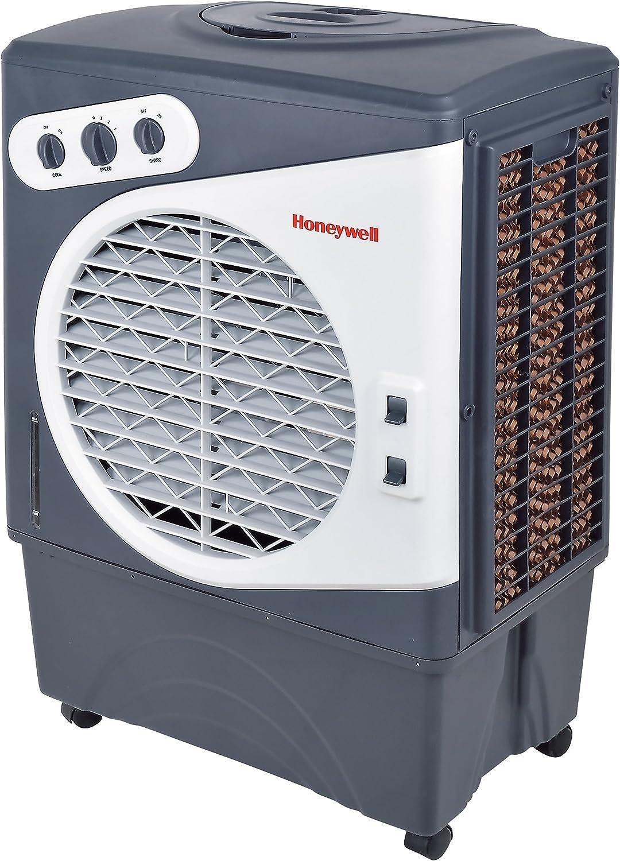 Honeywell CO60PM Set di 2 Pezzi Grigio