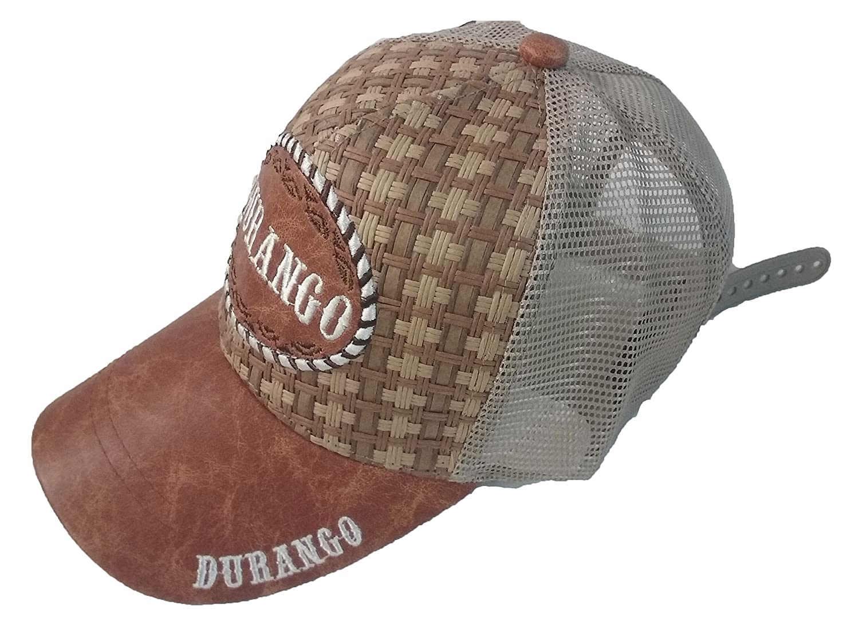 Gorra Charra Western Cowboy ID 85 GOX2 Durango Beige at Amazon Mens Clothing store: