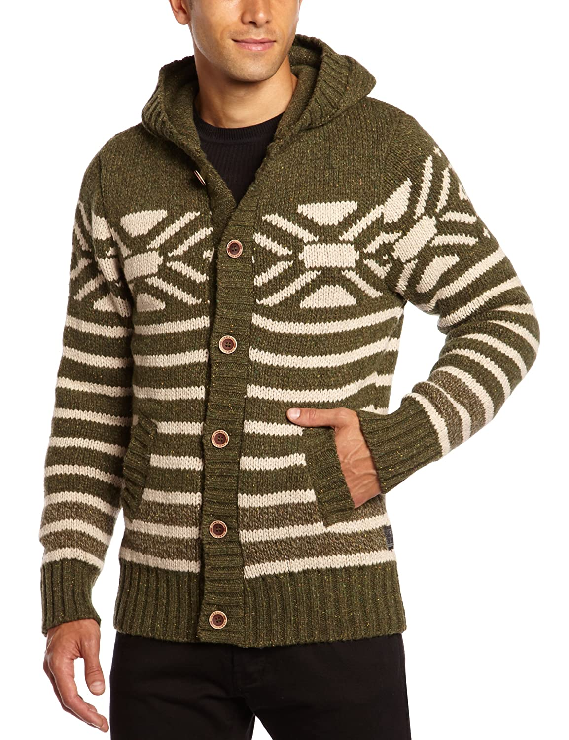 Billabong Herren Strickpullover New Shin