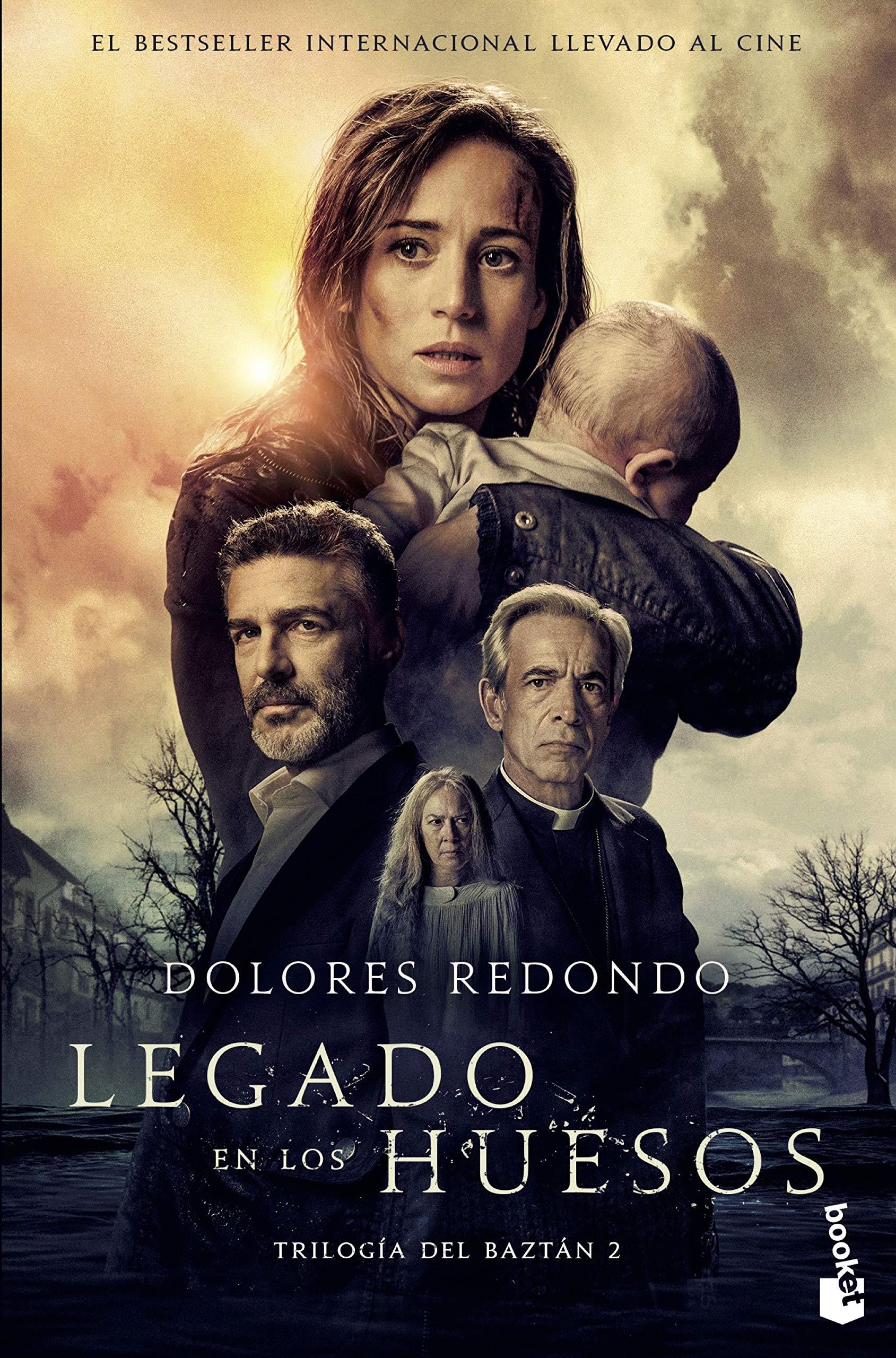 Legado en los huesos Ed. Película Crimen y Misterio: Amazon.es ...