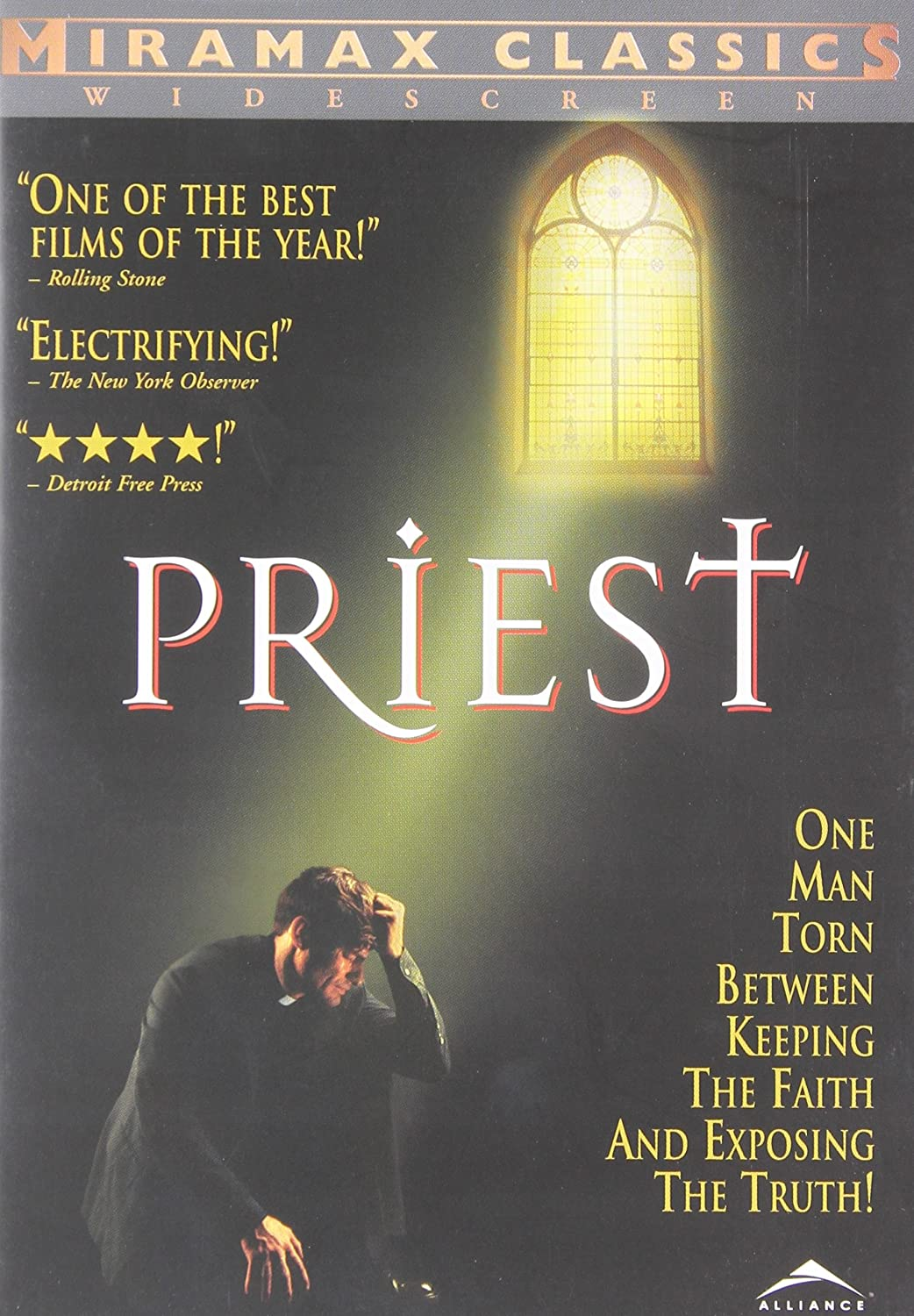 Priest (Widescreen) Linus Roache Tom Wilkinson Robert Carlyle Cathy Tyson