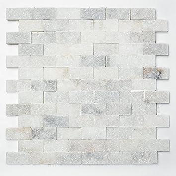 Piastrelle Mosaico tessere di mosaico 3d mamor Matt cucina bagno ...