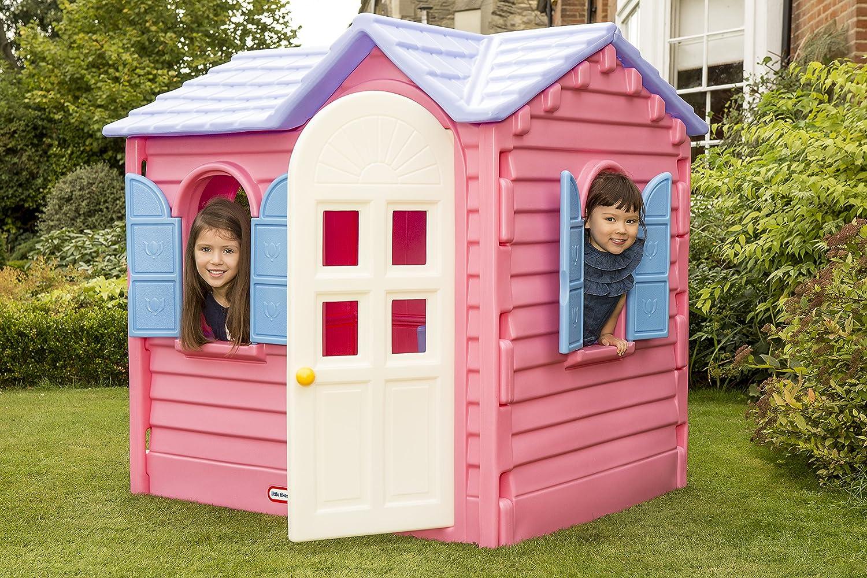 Little Tikes 440R00060 - Landhaus, rosa: Amazon.de: Spielzeug